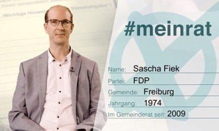 Profil Sascha Fiek bei Baden TV Süd