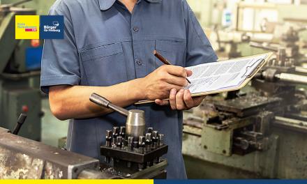 Anfrage: Zu dünner Personalschlüssel bei der Gewerbeaufsicht?