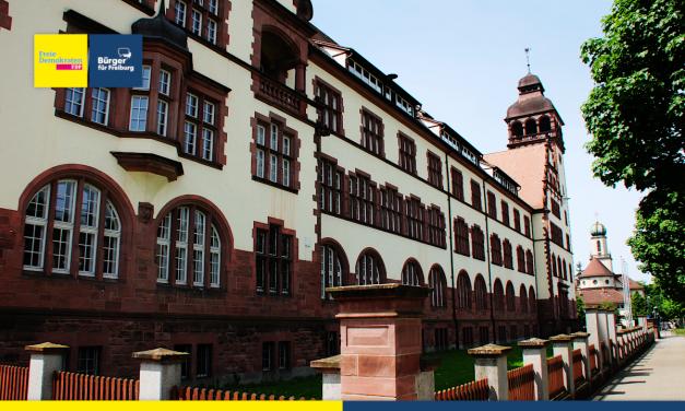Anfrage: Sanierung des Lycée Turenne vorantreiben