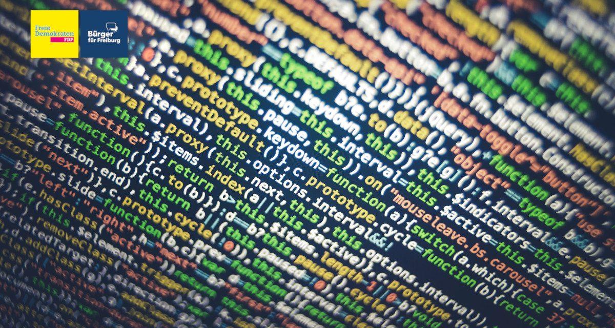 Wortbeitrag: Franco Orlando zur Digitalisierungsstrategie