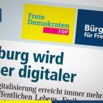 Amtsblatt: Freiburg wird immer digitaler