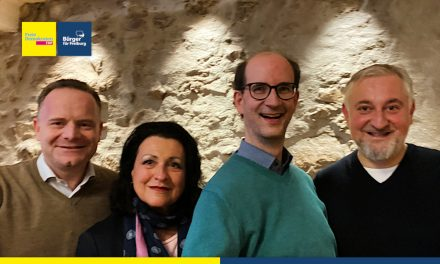 FDP&BFF-Fraktion bekommt Verstärkung