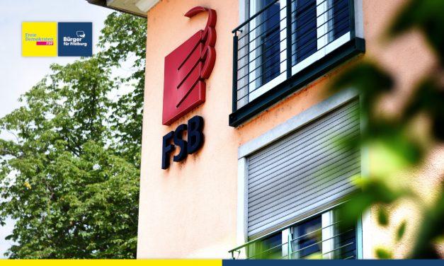 """Sascha Fiek zur Neukonzeption der Freiburger Stadtbau: """"Auf Sand gebaut"""""""