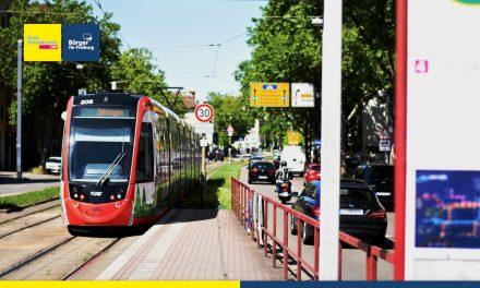 """Sascha Fiek zum Stadtbahnausbau 2030: """"Beim weiteren Ausbau müssen wir priorisieren"""""""