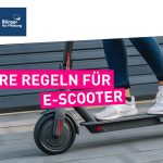 Luzifers Roller: E-Scooter in Freiburg