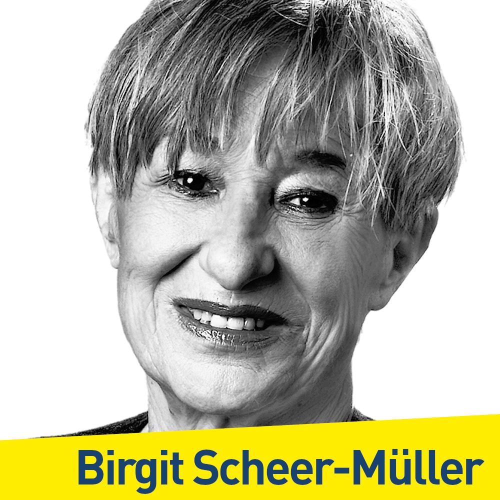 Birgit Scheer-Müller