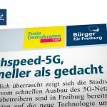 Amtsblatt: Highspeed 5G, schneller als gedacht