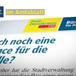 Amtsblatt: Doch noch eine Chance für die Eishalle?