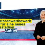 Antrag: Investorenwettbewerb für neue Eishalle